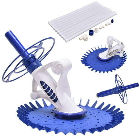 Automatic Swimming Pool Cleaner Set In Above Ground W