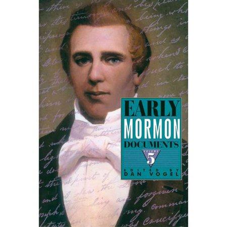 Early Mormon Documents