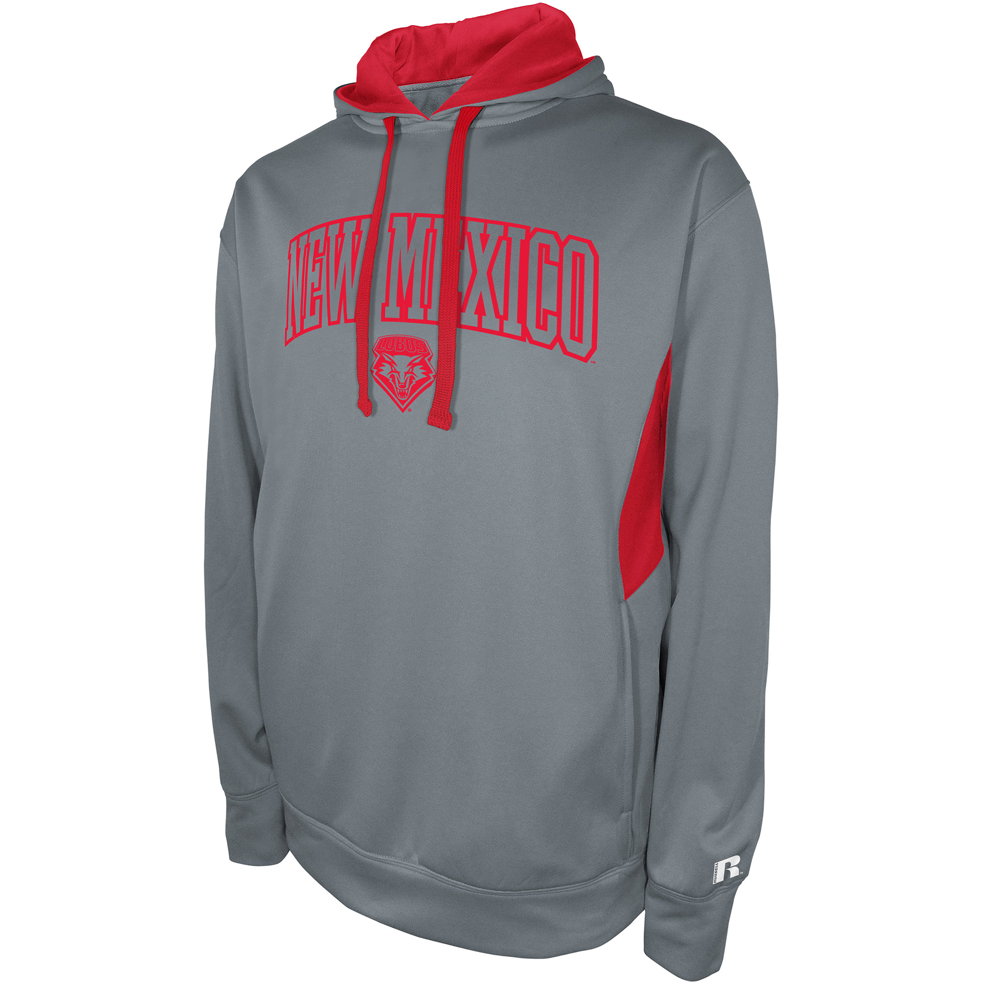 Russell NCAA New Mexico Lobos, Big Men's Pullover