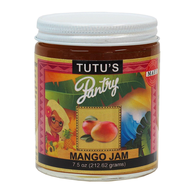Hawaii Maui Value Pack Tutu's Pantry Mango Jam by Tutus Pantry