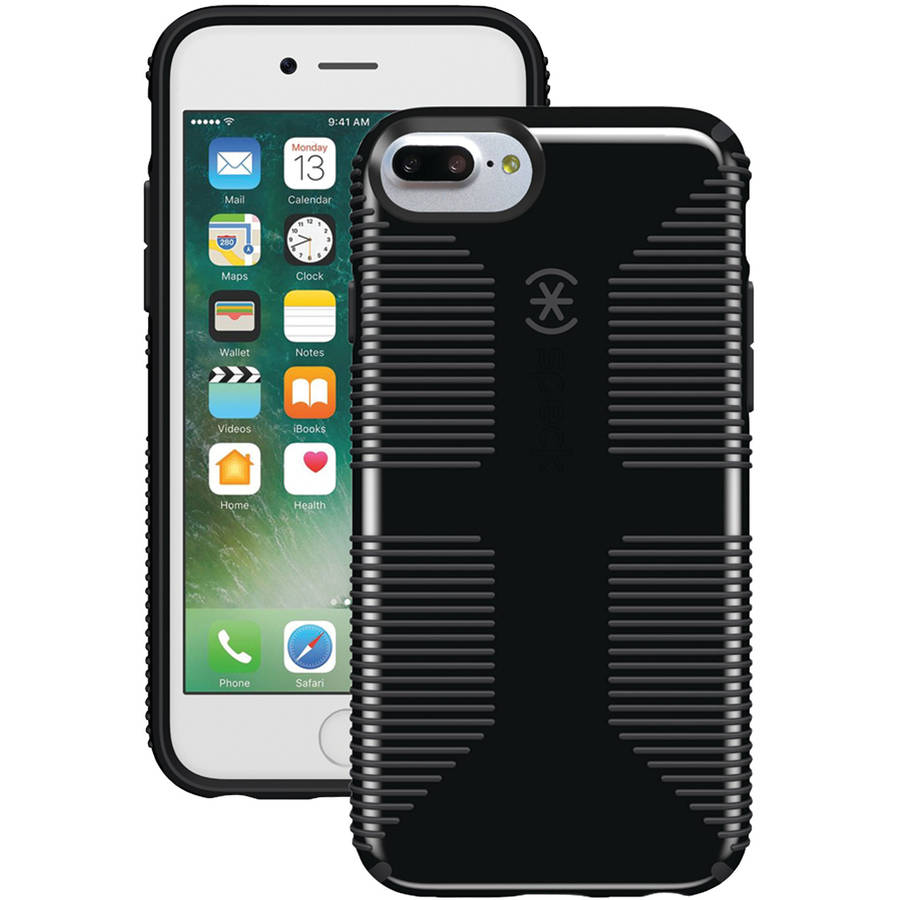 iphone 5 at walmart speck candyshell grip for iphone 7 plus black slate 14471