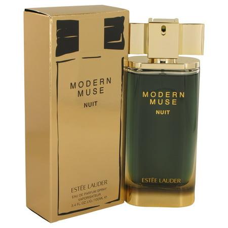 Best Estee Lauder Modern Muse Nuit Eau de Parfum Spray For Women, 3.4 Oz deal