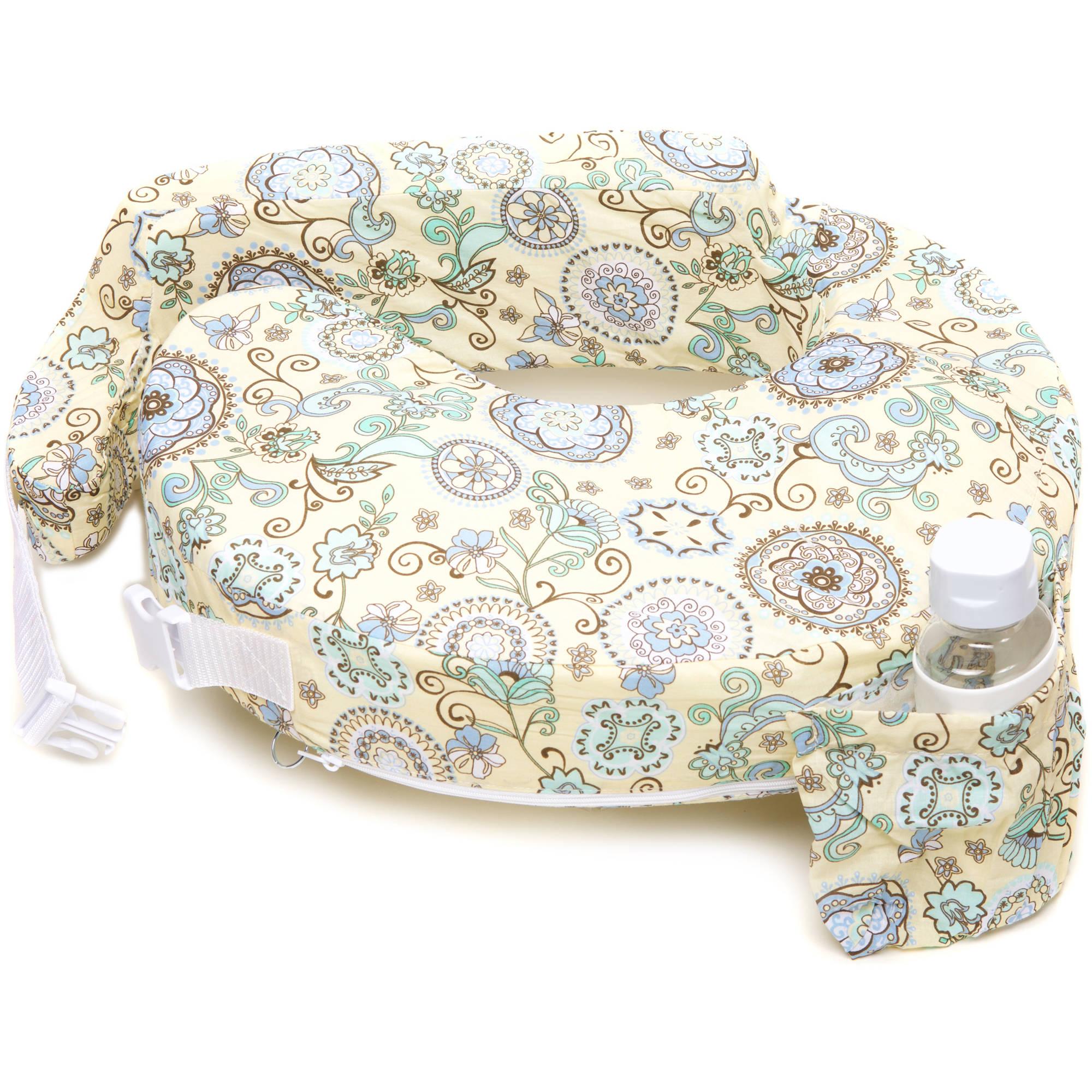 My Brest Friend Nursing Pillow Slipcover, Buttercup Bliss