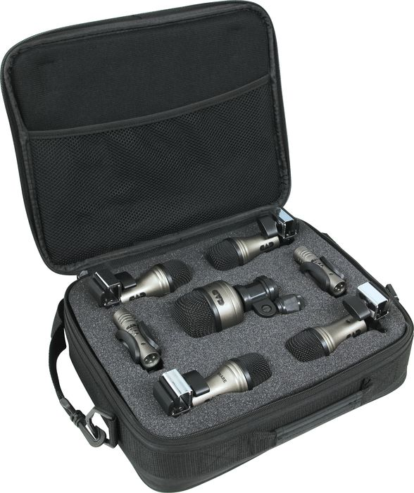 CAD PRO-7 Drum Microphone Kit (7-Piece) by CAD