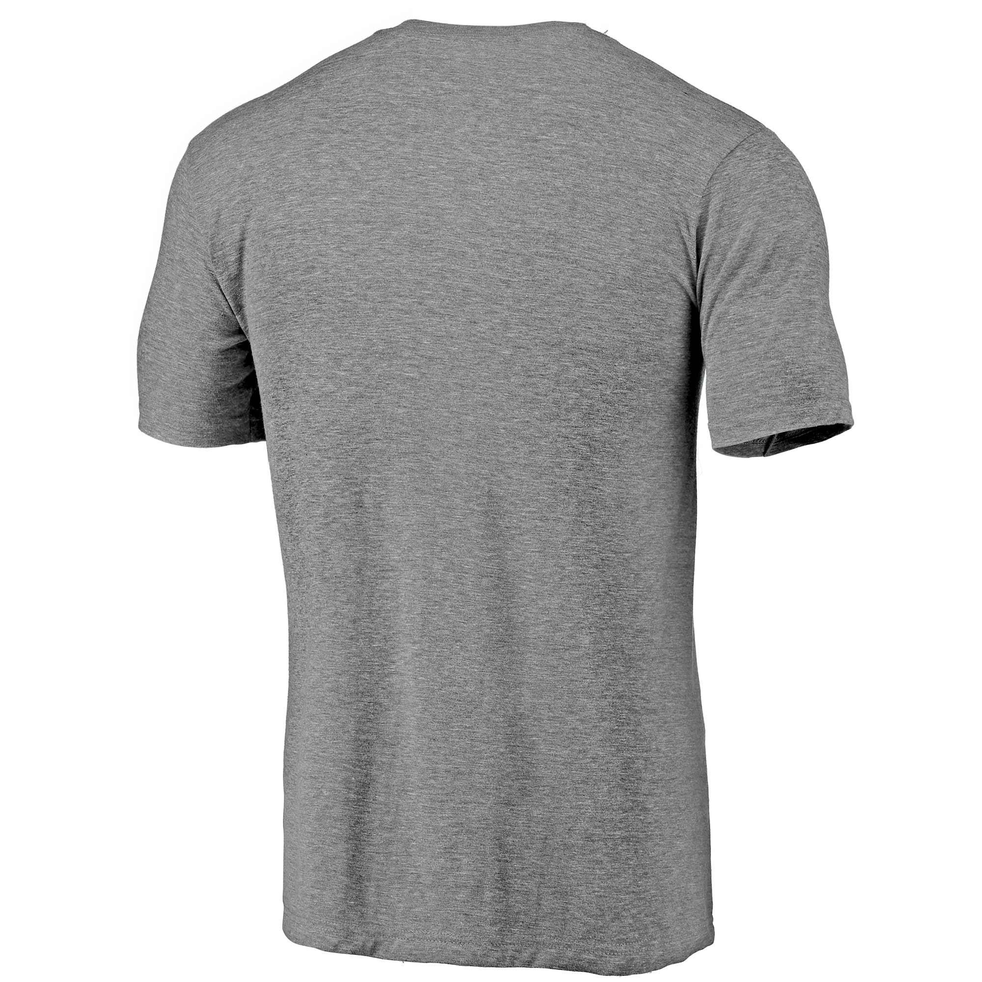 competitive price cbde7 8f0c2 Seattle Seahawks NFL Pro Line Throwback Logo Tri-Blend Short Sleeve T-Shirt  - Gray