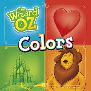 The Wizard of Oz Colors - eBook