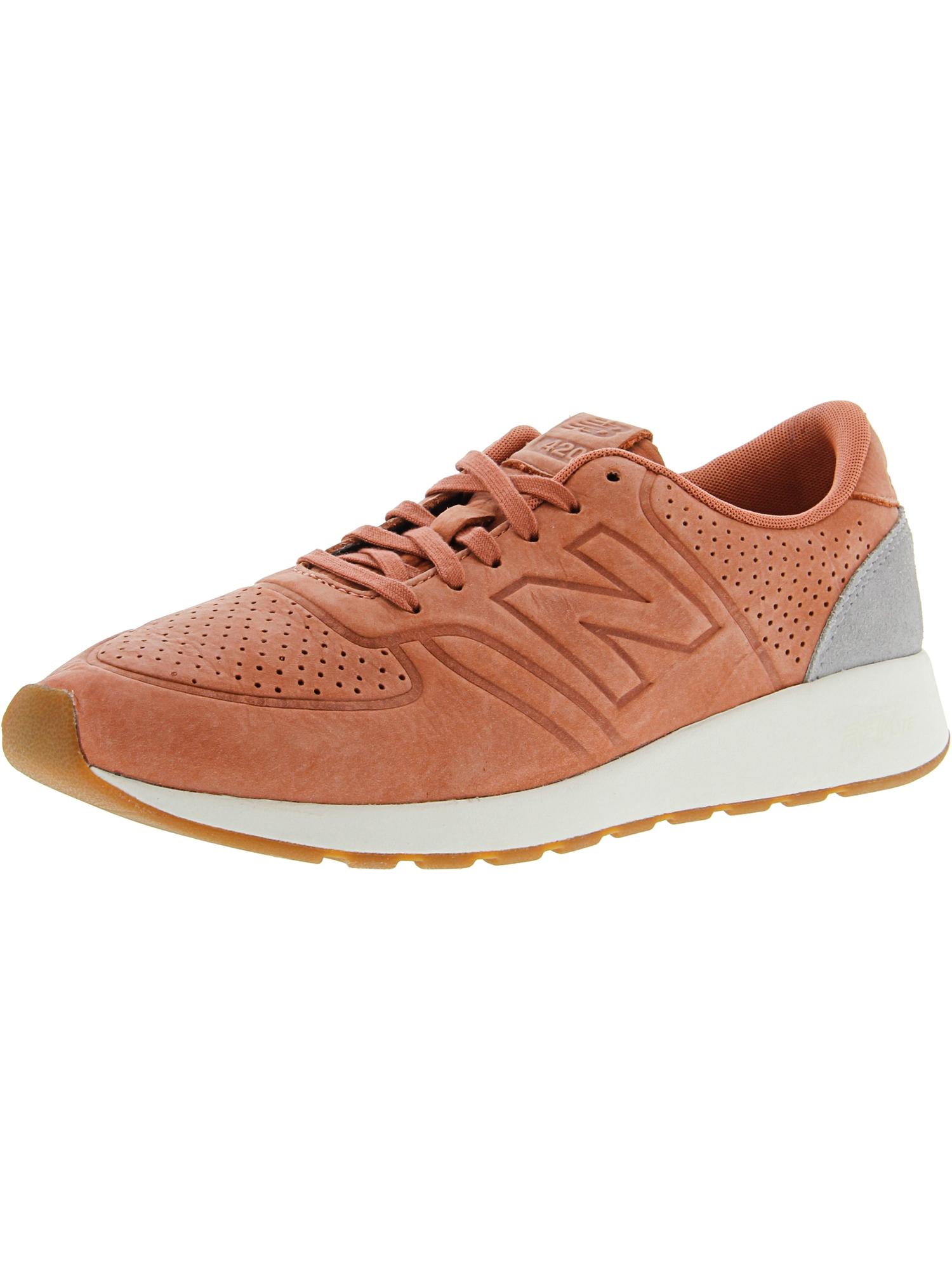 New Balance Men's Mrl420 Dg Ankle-High Leather Fashion Sneaker - 8.5M