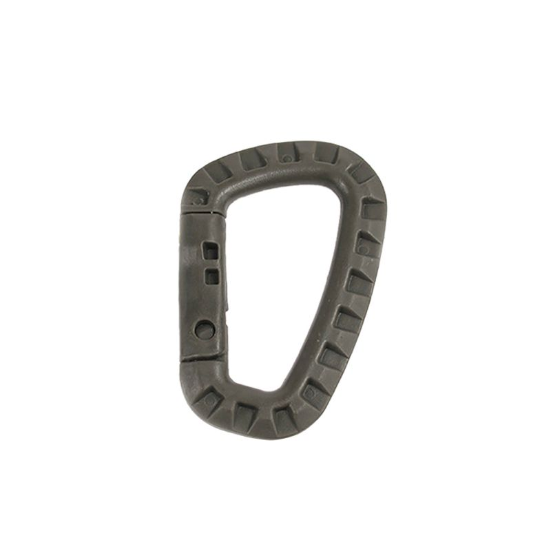 Wholesale Sports Carabiners Keychain Backpack Buckle Aluminum Alloy 5PCS// Lots