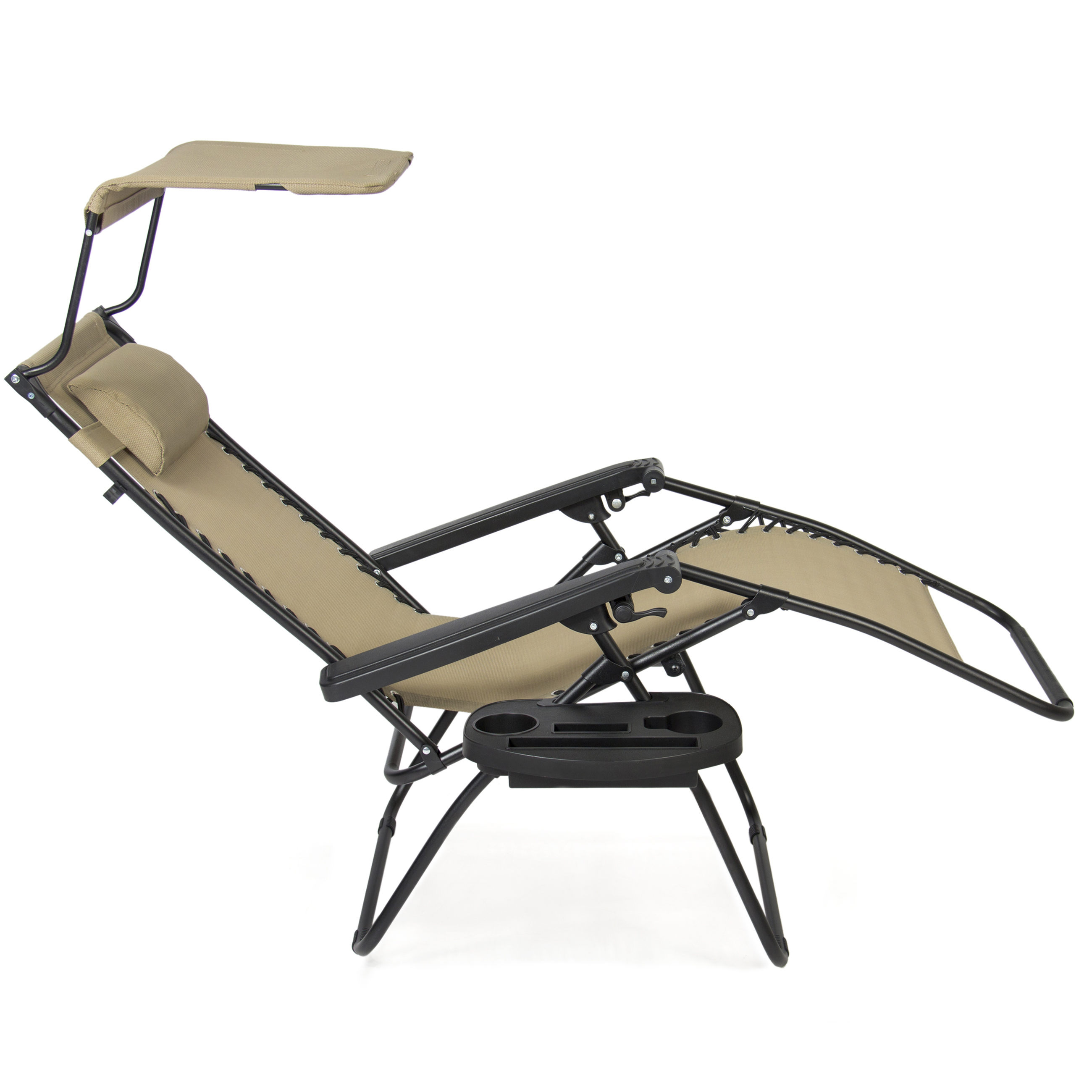 Anti gravity chair coral coast zero gravity chair with for Anti gravity chaise