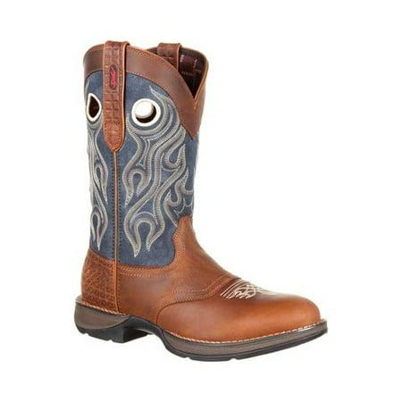 Rebel by Durango Saddle Western (Saddle Soap Boots)