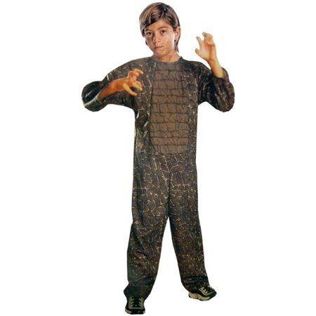 Fire Dragon Child Costume Small 4-6 Adult Brown Dragon