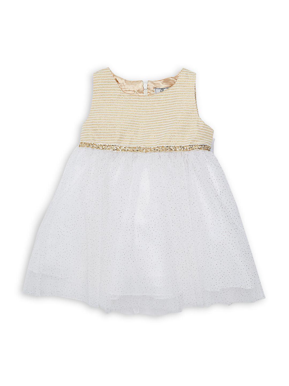 Baby Girl's Josie Glitter Dress