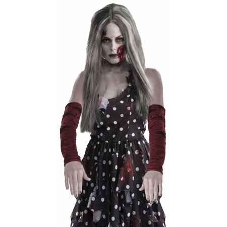 Zombie Arm Sleeves Costume (Forum Woman's Zombie Housewife Costume)