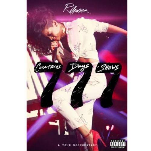 Rihanna 777 Documentary: 7countries7days7shows (Music DVD) (Explicit)