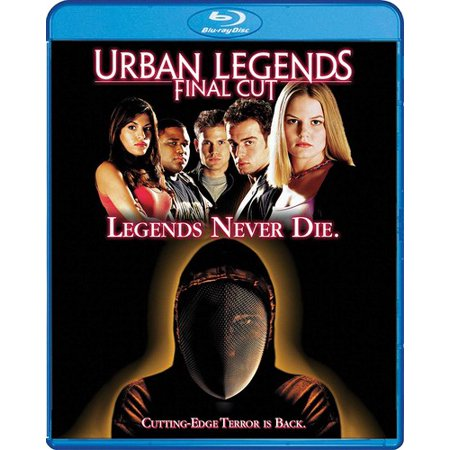 Urban Legends: The Final Cut (Blu-ray)