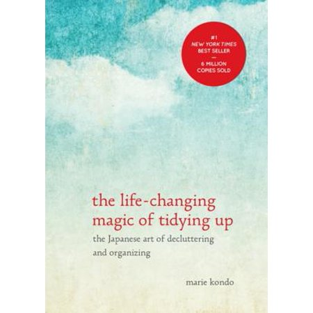 The Life-Changing Magic of Tidying Up - eBook (The Life Changing Magic Of Tidying Up Checklist)