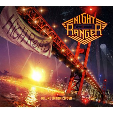 High Road (CD) (Includes DVD) (Digi-Pak)