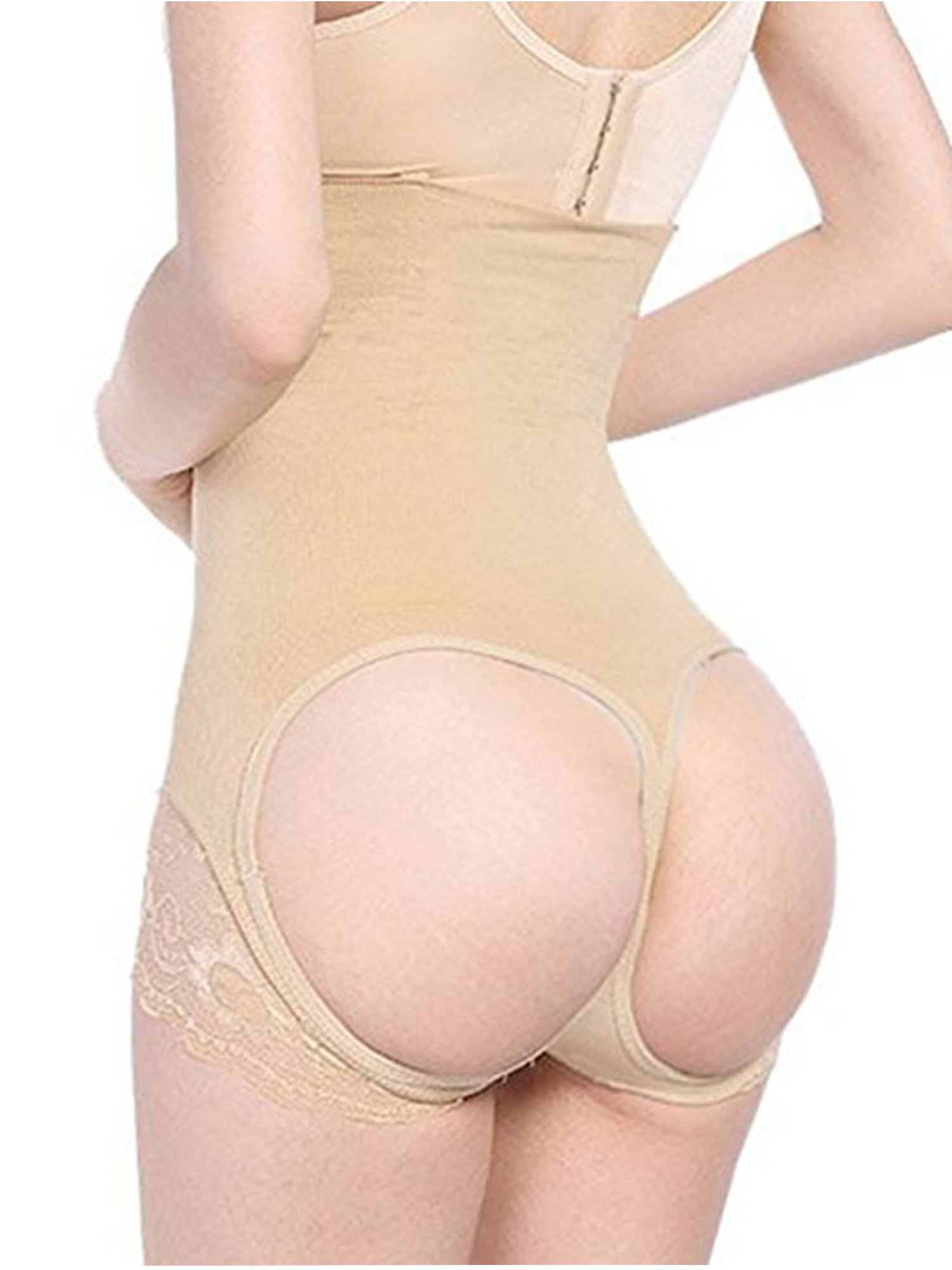 08b0a5273ca Lelinta - LELINTA Women s Butt Lift Booster Booty Lifter Control Panty  Shapewear Sexy Enhancer Booster Body Shaping - Walmart.com