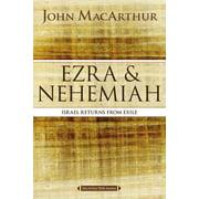 MacArthur Bible Studies: Ezra and Nehemiah: Israel Returns from Exile (Paperback)