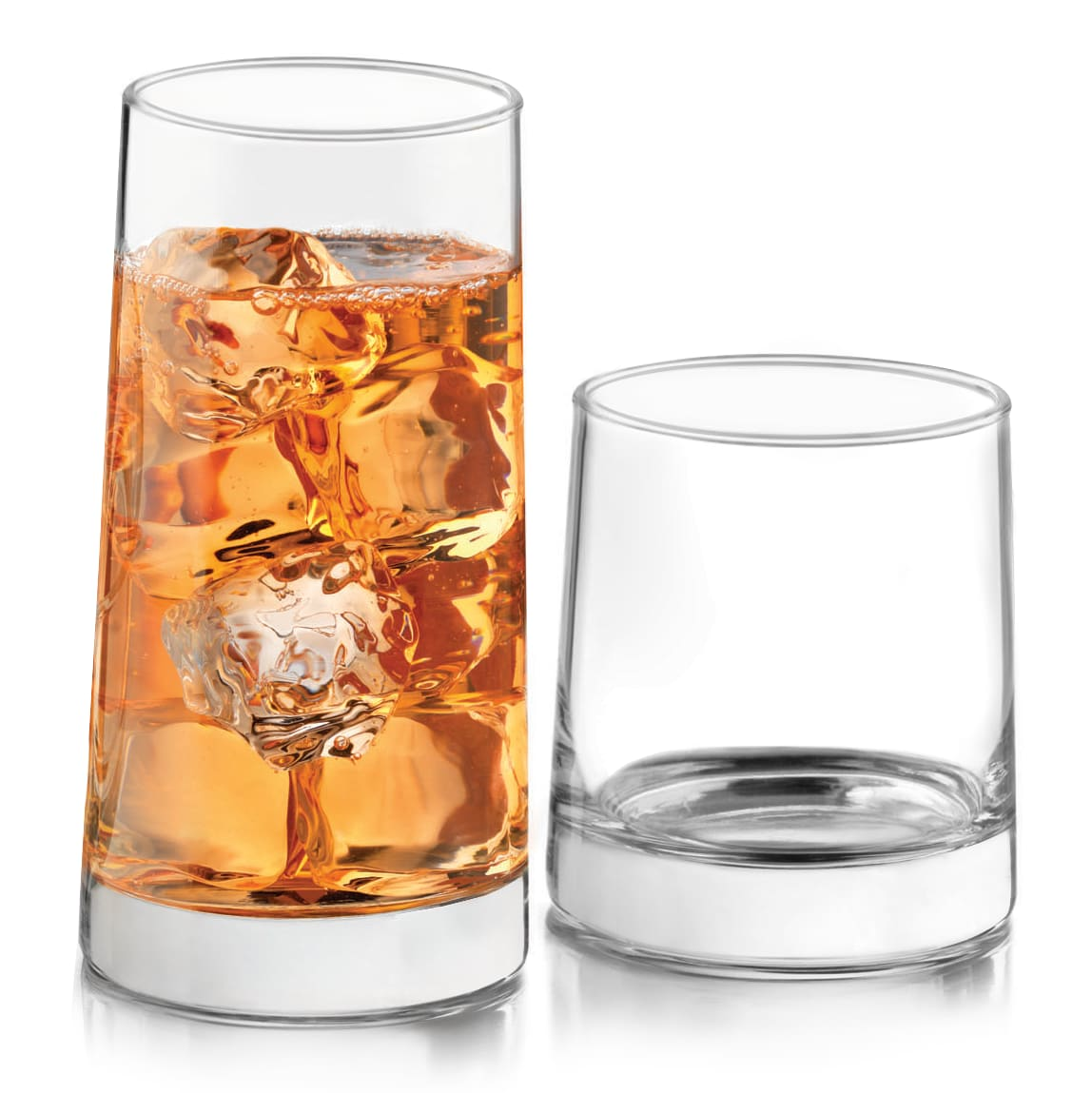 Libbey Cabos 16-Piece Tumbler and Rocks Glass Set