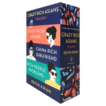 The Crazy Rich Asians Trilogy Box (Crazy Holidays In November)