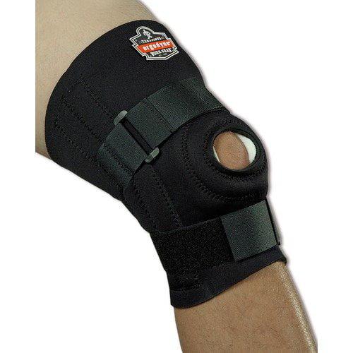 Ergodyne 620 Knee Sleeve with Open Patella/Spiral Stays