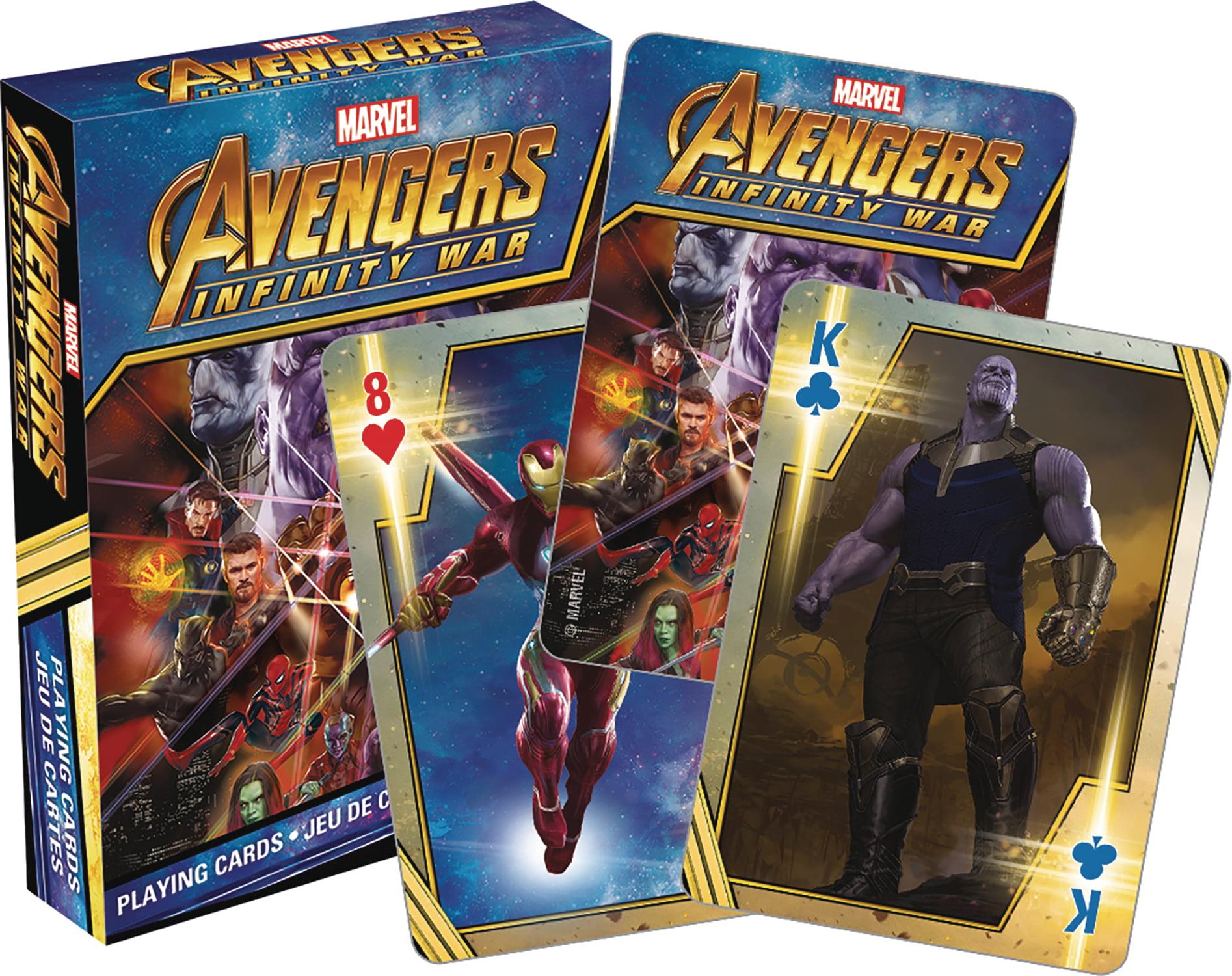 Iron Man Playing Cards NMR