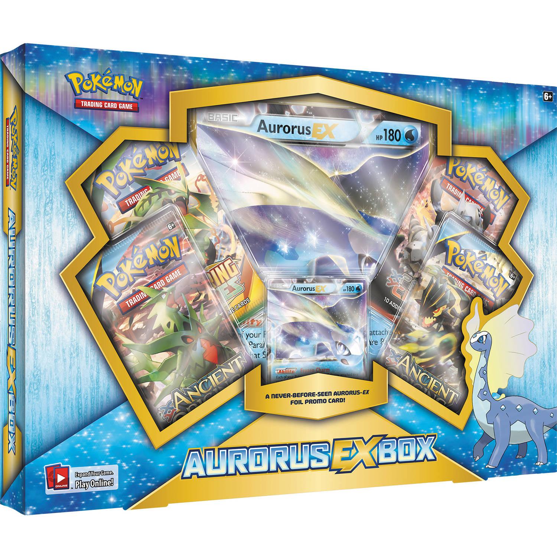 Pokemon Aurorus-EX Box