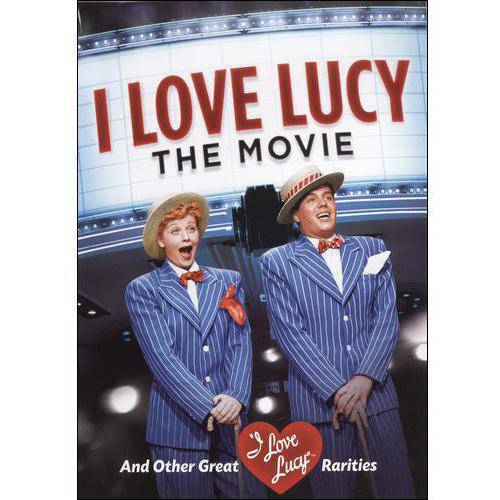 I Love Lucy: The Movie And Other Great Rarities (Full Frame)