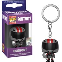 FunKo POP! Keychain, Fortnite Burnout
