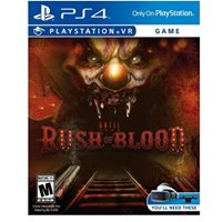 Until Dawn: Rush of Blood VR, Sony, PlayStation VR, 711719505068