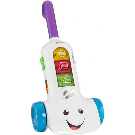 Fisher Price Laugh   Learn Smart Stages Vacuum