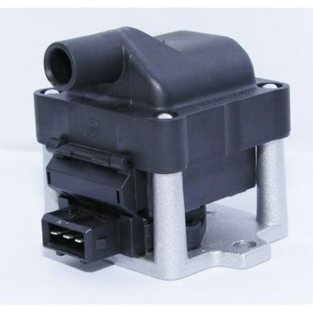 1987 Vw Cabriolet (Ignition Coil fit 91-92 VW Cabriolet Carat Convertible 2D 6N0905104 867905352 )