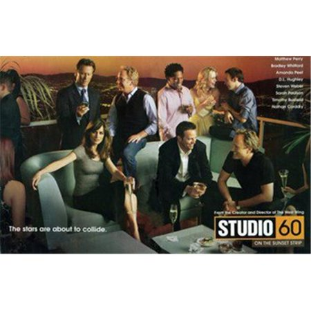 Posterazzi MOV379683 Studio 60 on the Sunset Strip Movie Poster - 17 x 11 in. - image 1 de 1