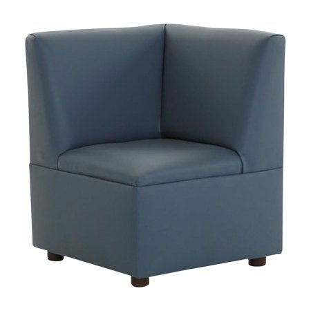 Brand New World Enviro-Child Upholstered Corner Chair - Blue ()
