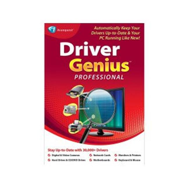 Driver Genius Professional 17 (Email Delivery)