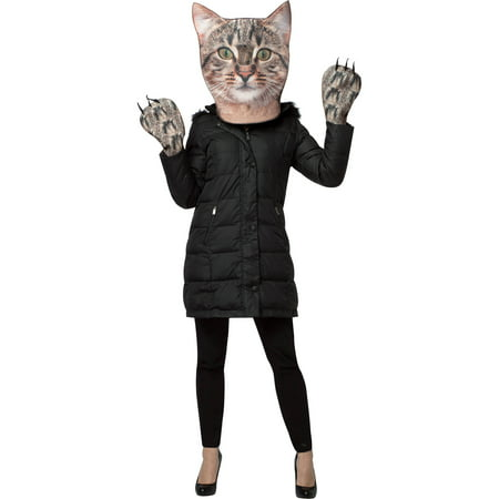 Kitty Animal Kit Adult Halloween Accessory