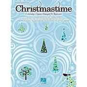 Hal Leonard Christmastime - Beginning Piano Solo Songbook