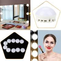 LED Vanity Mirror Lights 10Pcs LED Bulbs