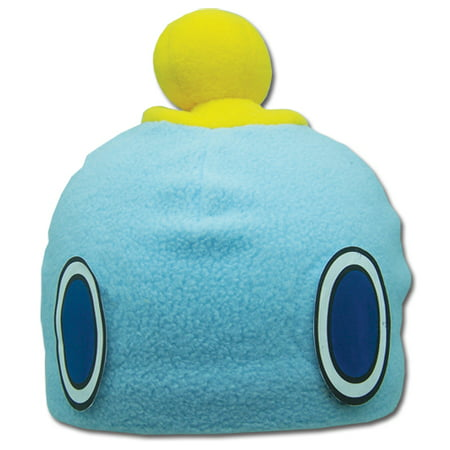 Beanie Cap - Sonic The Hedgehog - New Fleece Hat Chao Anime Licensed ge2338 (Sonic The Hedgehog Hat)