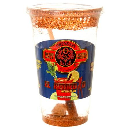 New 352704  Michelada Mix Cup El Remedio / Clear (24-Pack) Drink Mixes & Powders Cheap Wholesale Discount Bulk Beverages Drink Mixes & Powders Fashion Accessories](Cheap Mugs Bulk)