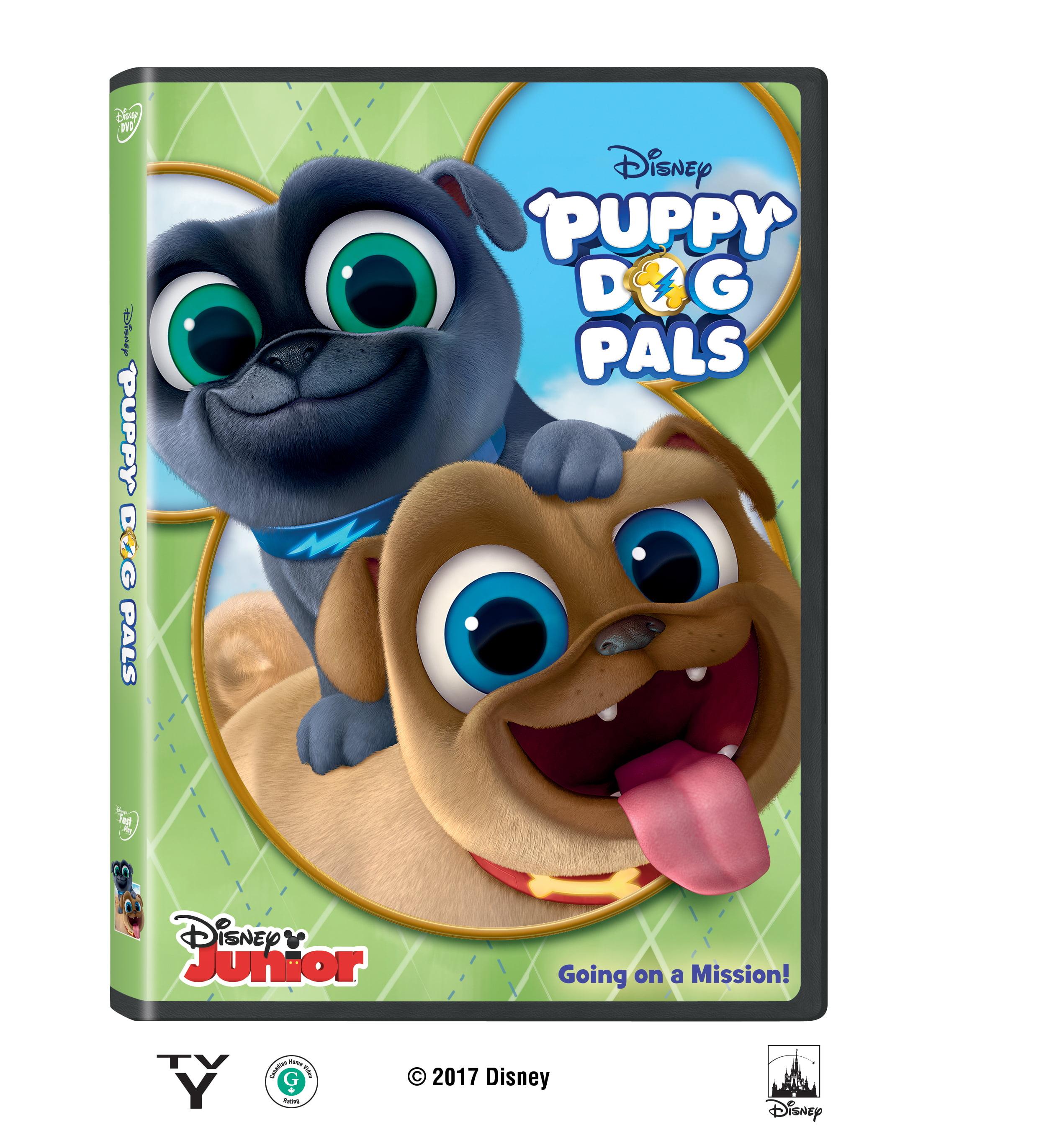 Disney Puppy Dog Pals Vol 1 Dvd Walmart Com