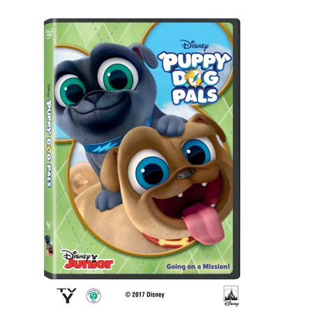 Disney Puppy Dog Pals: Vol. 1 (DVD) - Disney Halloween Movie Dogs