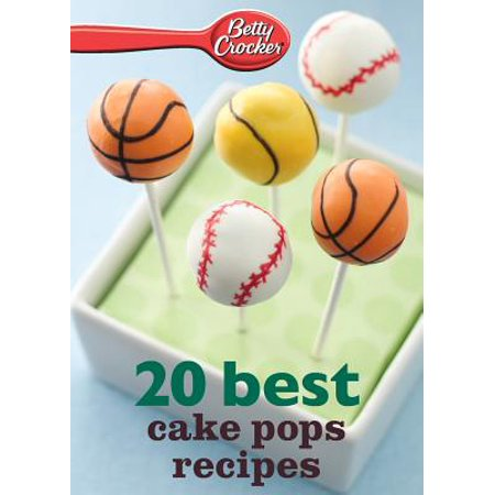 Betty Crocker 20 Best Cake Pops Recipe](Halloween Pop Cakes Recipe)