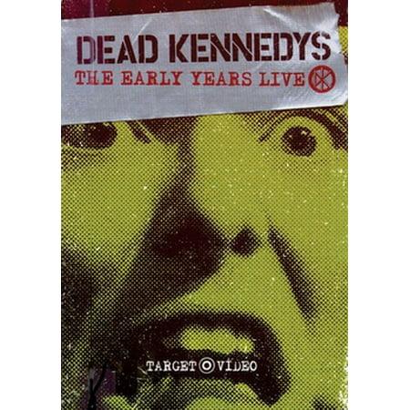 Dead Kennedys: The Early Years Live - Dead Kennedys Halloween Vinyl