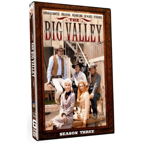The Big Valley: Season Three (Full Frame)