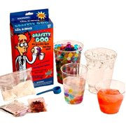 Be Amazing! Gravity Goo Science Experiment Kit