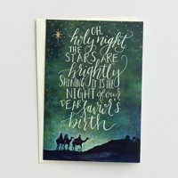 DaySpring  -  Oh, Holy Night - 50 Christmas Boxed Cards, KJV