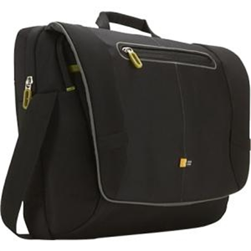 Case Logic PNM-217Black Notebook Case - Messenger - Black