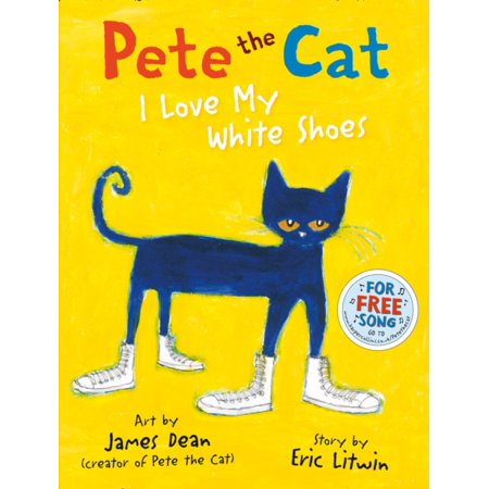 Pete the Cat I Love My White Shoes (Paperback)](Pete The Cat Shoes)
